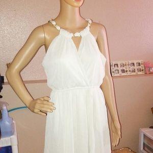 Double Zero size M stunning bo ho, greek dress